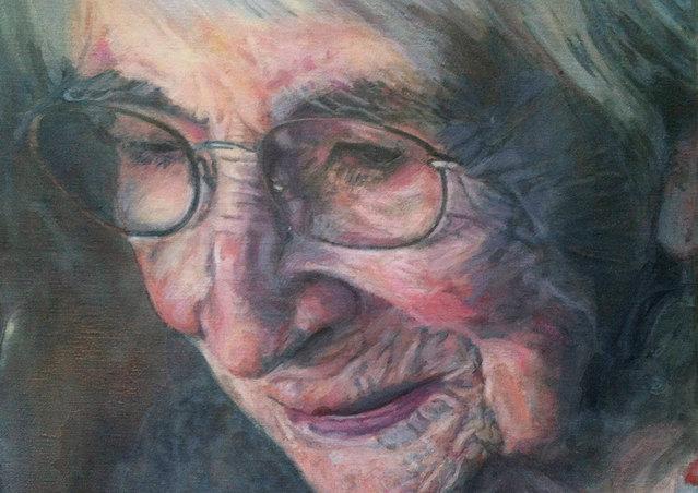 Portrait of Claire Hanahoe