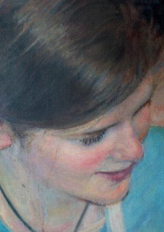 Portrait of Isla