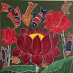 Fish and Lotus.JPG