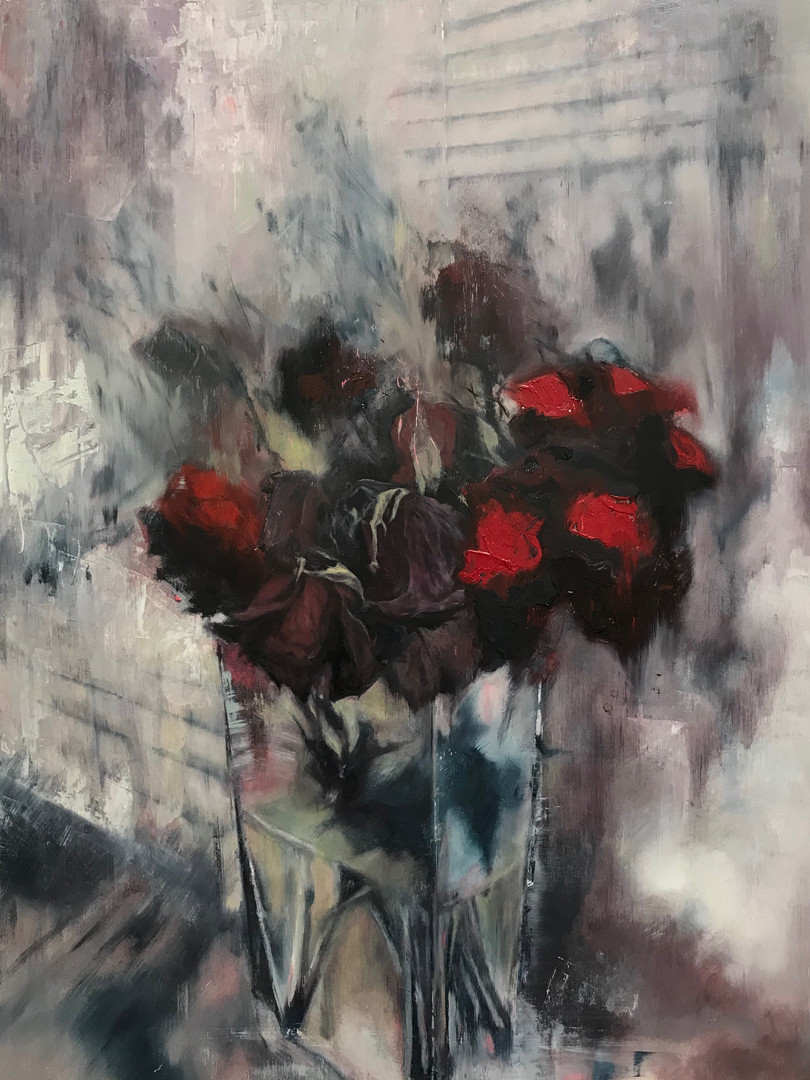 "Finalist - Penny Ni Pan for ""Dead Rose"""