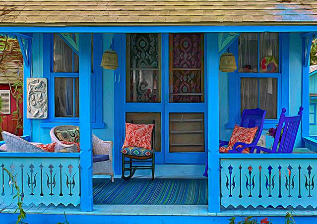 Blue Comfort
