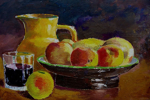 Still Life - by Claude Alleva.jpg
