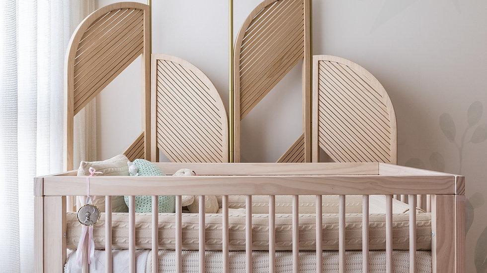 Projeto Dormitório de Bebê - Ensaio completo