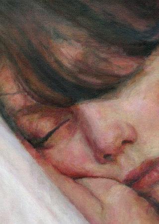 Louise Asleep