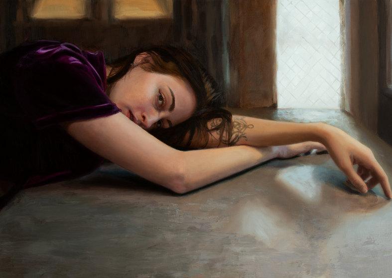 In Dreams I Open My Eyes