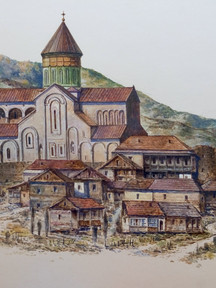 "FINALIST - Gela Philauri for ""Mtskheta"""
