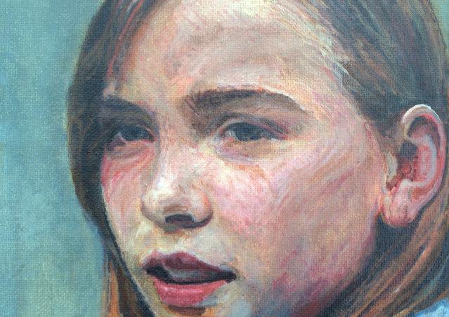 A Portrait of Claire