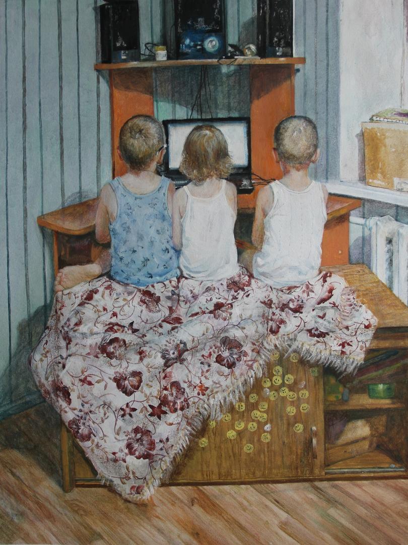 FINALIST - Nadezhda Varsegova