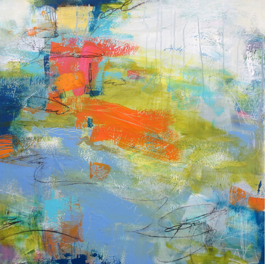 Linda Ann Weber - Gold Award of Excellence in Painting