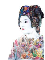 """FINALIST"" Evelyn Espinoza for ""The Layering of the Kimono"""