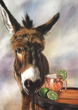 Another Moscow Mule, Please ©JoyEful Party Animals®