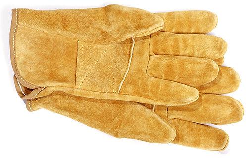 Heavy Duty Flocked Gloves