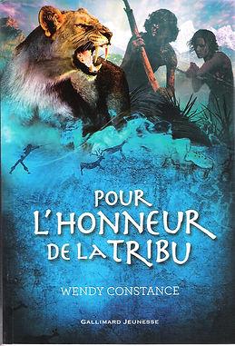 Pour L'Honneur De La Tribu Cover 001.jpg