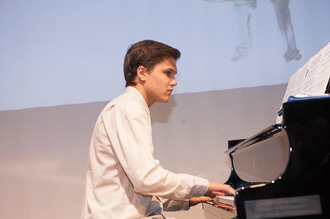 GERBER Alexandre  Categorie Amateur 3e Prix ex-aequo