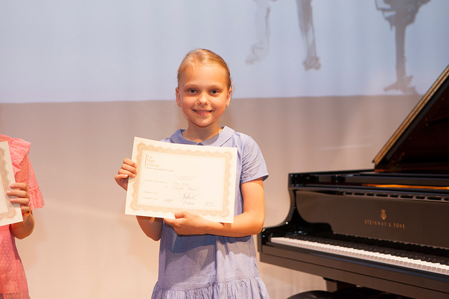 CHVATS Marie  Categorie JT A 1e Prix