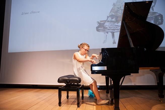 CHARMASSON Sophie  Categorie JT B 1e Prix ex-aequo