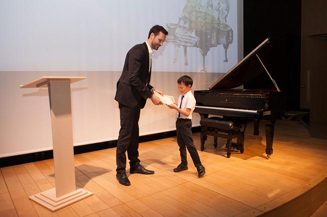 BULGARU-SHIROMOTO Yurii  Categorie JT A 3e Prix
