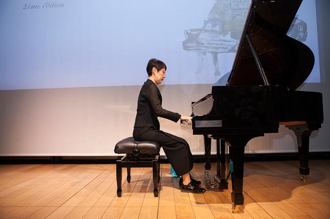MIZUTA Masako  Categorie Amateur 3e Prix ex-aequo