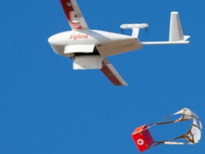 Africa's Drone Medical Delivery Service Saves Lives in Lockdown