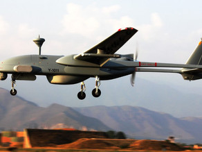 India increases tech surveillance on Ladakh LAC with Israeli Heron drones