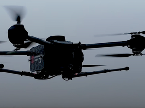Plymouth Rock Technologies to Deploy First Commercial 5G Drone