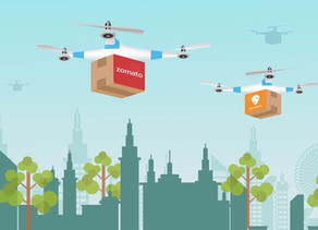 Drone Deliveries in India Might Be Critical Post COVID-19 Lockdown: Here's Why