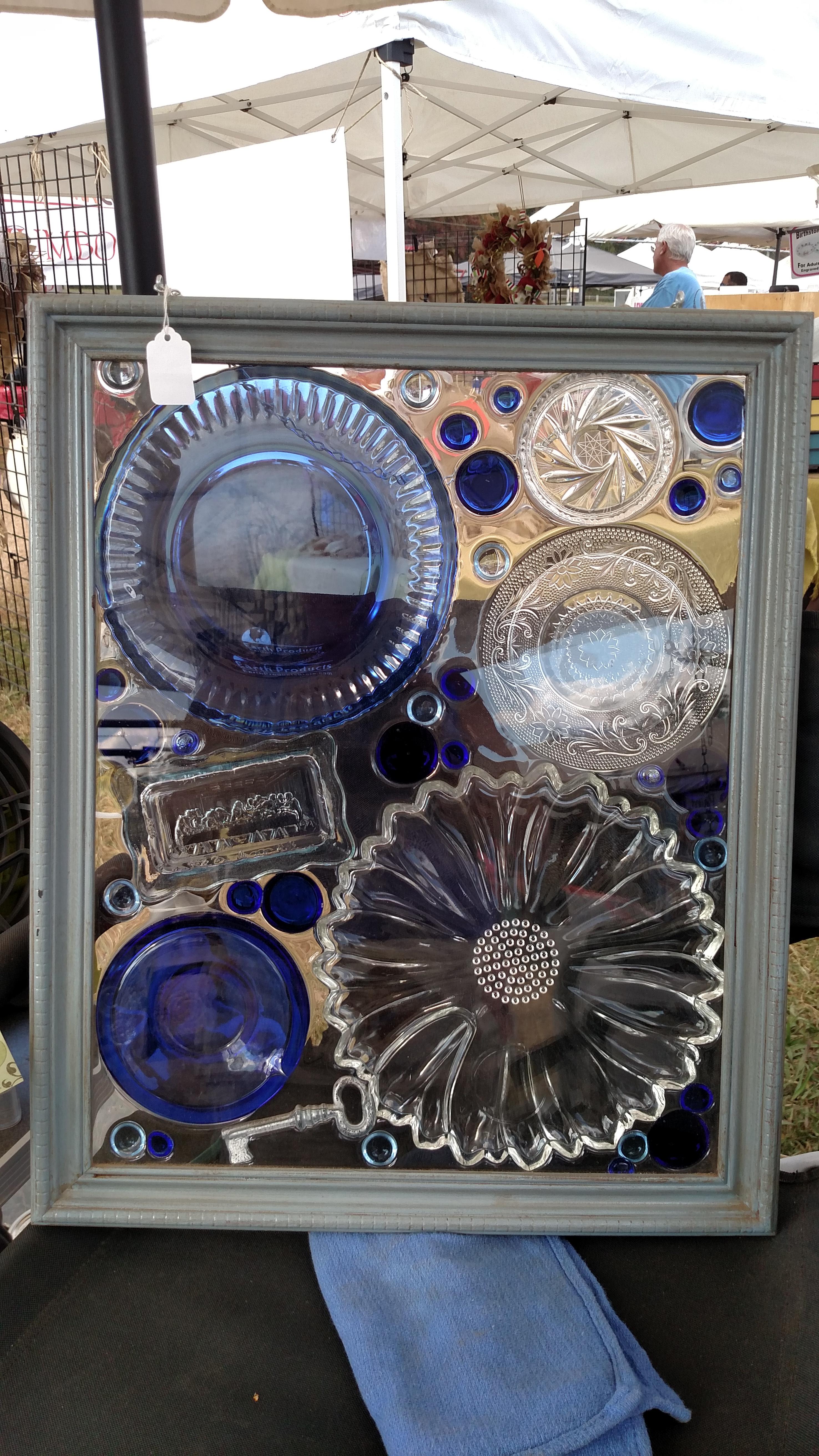 Antique Collection-Blue