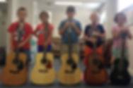 Guitar Class Polyphony Music Robin Parker
