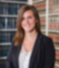 Legal Assistant Ashley Sinclair