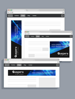 Aspera Google campaign