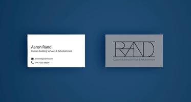 RAND Business Card