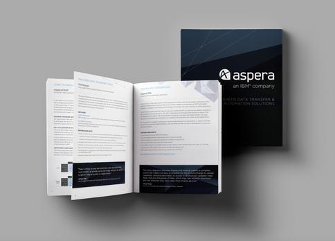 Aspera Product Brochure