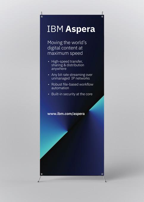 IBM Aspera | Pull banner
