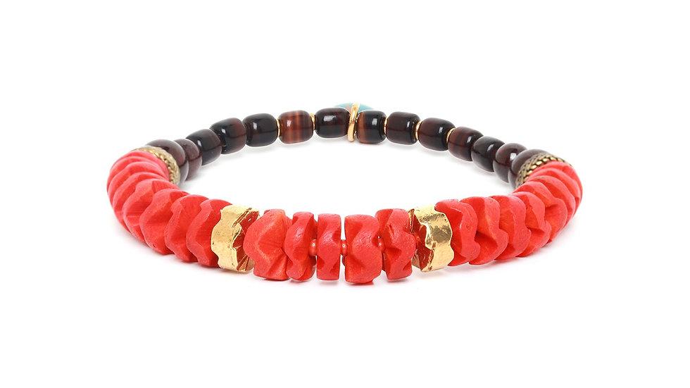 Bracelet extensible Pigments