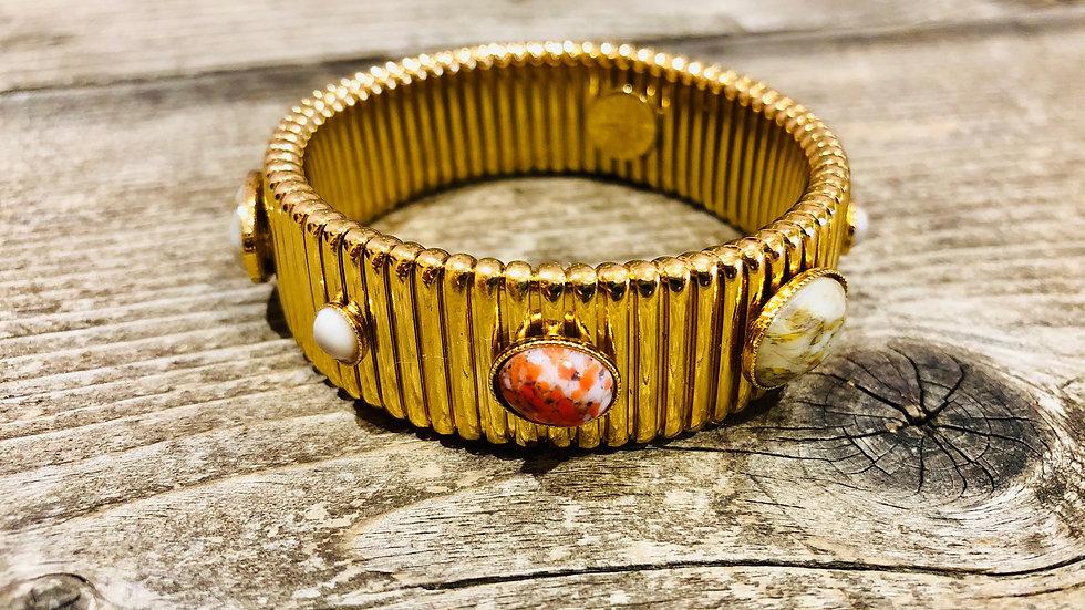 bracelet Strada moyen modèle or