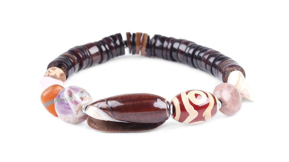 Bracelet extensible talisman