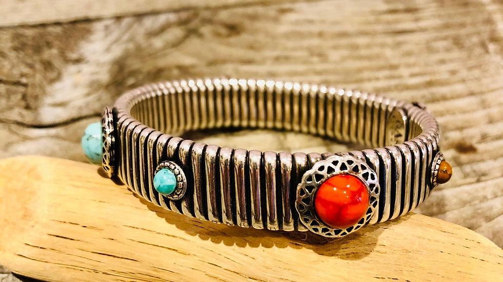 Bracelet strada petit modèle argent
