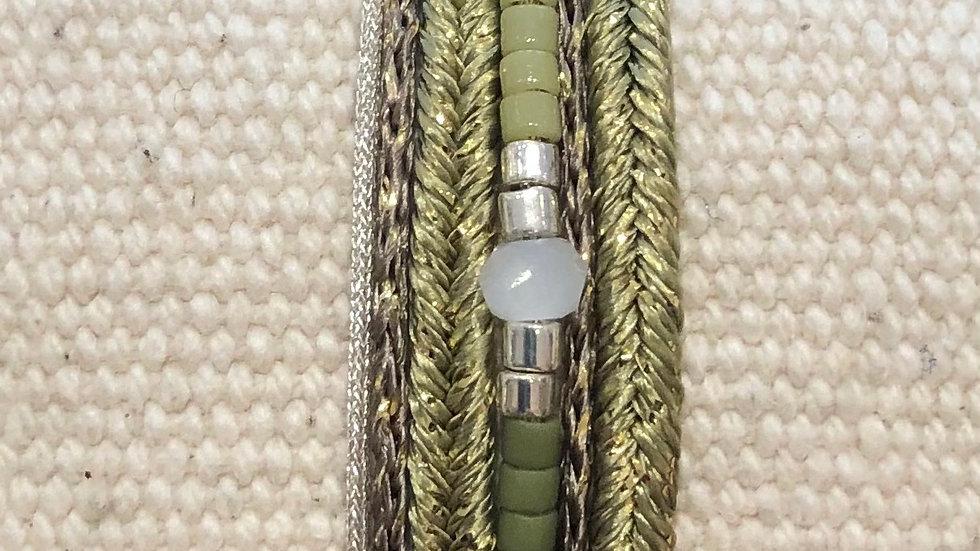 BG Bracelet kaki clair