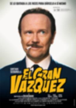 El gran Vázquez - Santiago Segura