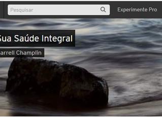Sua Saúde Integral no SoundCloud: afirmações meditações guiadas e reflexões
