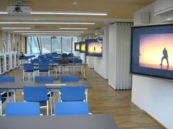 Multimediasteuerung Besprechungsraum