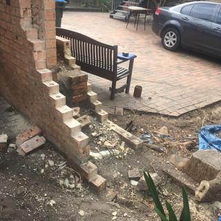 Replace Brickwork