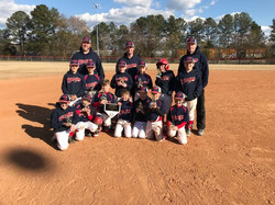 9U Warriors Mound Madness Runner Up B