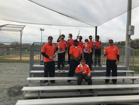 11U Silver Bracket Runner-Up - PWC Panthers