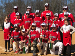 Warriors 9U - Silver Champion