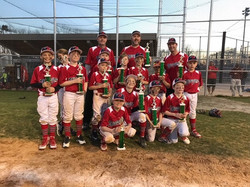 9U Warriors St. Pattys Day