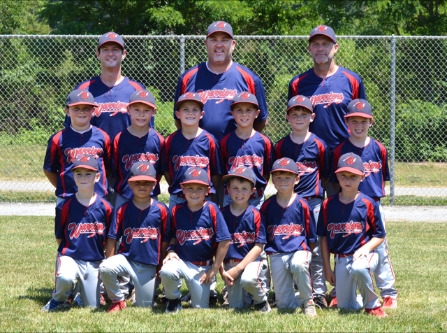 8U Stafford Warriors