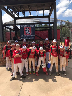 11U Warriors State Tourney - Spring 2017