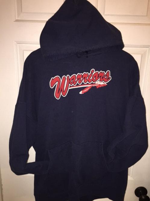 Warriors (Navy) Sweatshirt