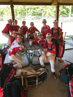 11U Warriors at States - Spring 2017